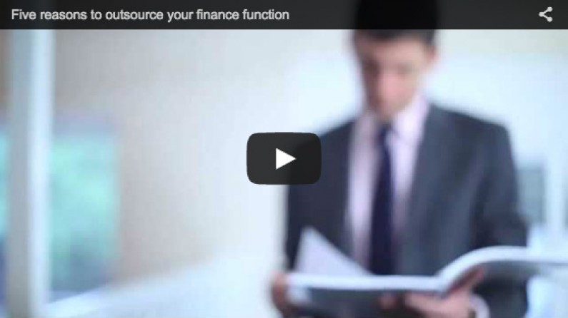 outsource finance